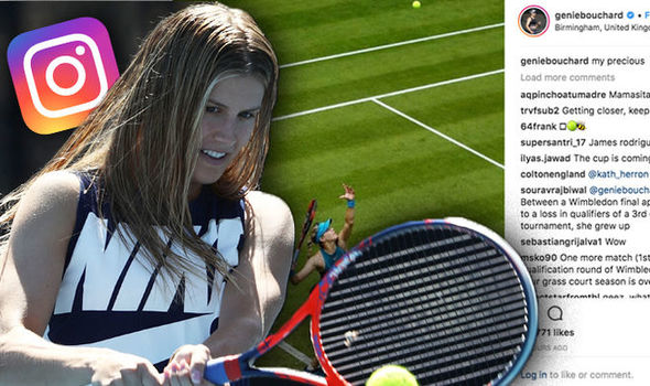 Pictures racy Tennis star