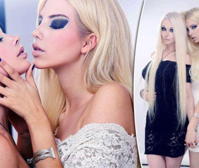 Human Barbie Cen Valeria Lukyanova