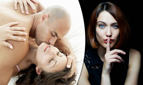 Couple Sleeping Together And Woman With A Secret