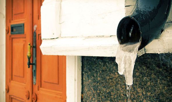 Frozen pipes: Do THIS to stop your outside plumbing