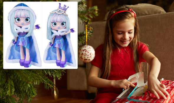Doll Set To Be Surprise Christmas Hit On Ebay For THREE