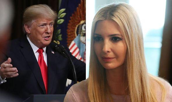 Ivanka Trump News Donald Trump And Ivanka In Pictures