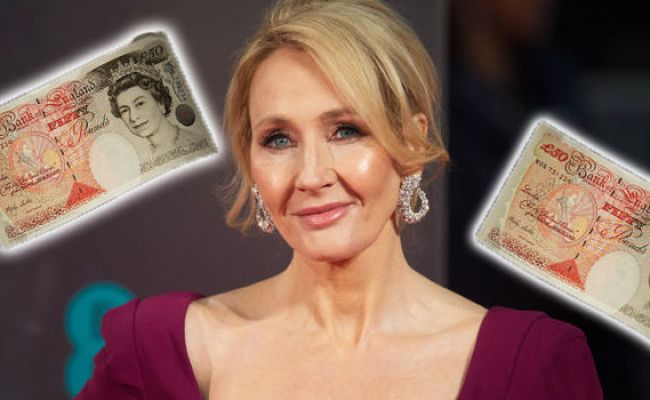 Jk Rowling Net Worth How Much Money The Author Of The