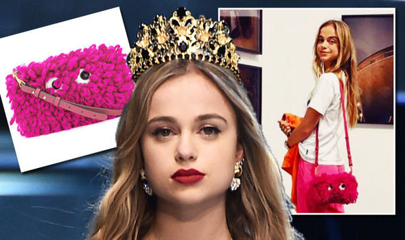 Lady Amelia Windsor shows off bag worth this much on Instagram   Express.co.uk