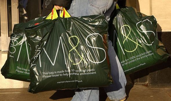 Marks and Spencer has made unprecedented changes