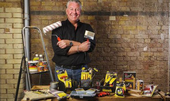 Tommy Walsh On Ground Force And New Diy Range With