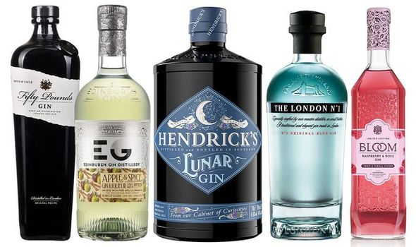 Discounted gins