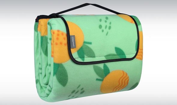 CLISPEED Outdoor Picnic Blanket