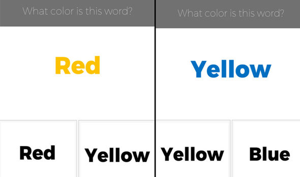 Do you use the right or left side of your brain? Colour