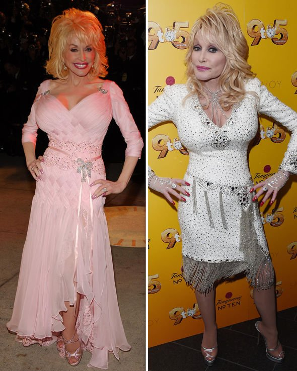 Does Dolly Parton Have Fake Boobs : dolly, parton, boobs, Dolly, Parton, Breast, Reduction, After, Famous, Assets, Cause, Express.co.uk