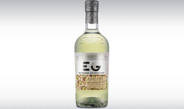 Edinburgh Gin Apple and Spice Gin