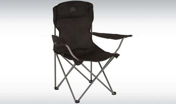 Lightweight Durable Compact Folding Camp Chair