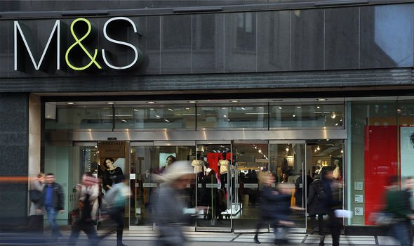 Marks and Spencer has come under fire