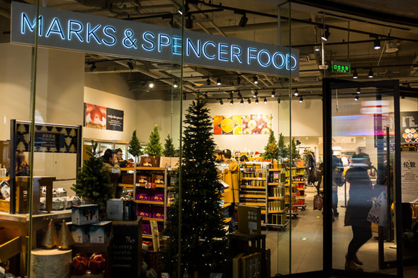 marks and spencer store closure full list