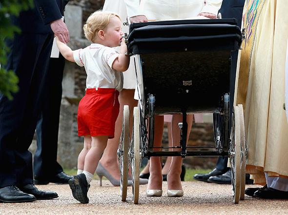 prince george, Prince Louis Christening, Prince Louis, prince louis of cambridge, princess charlotte