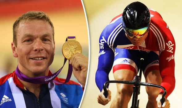Image result for sir chris hoy