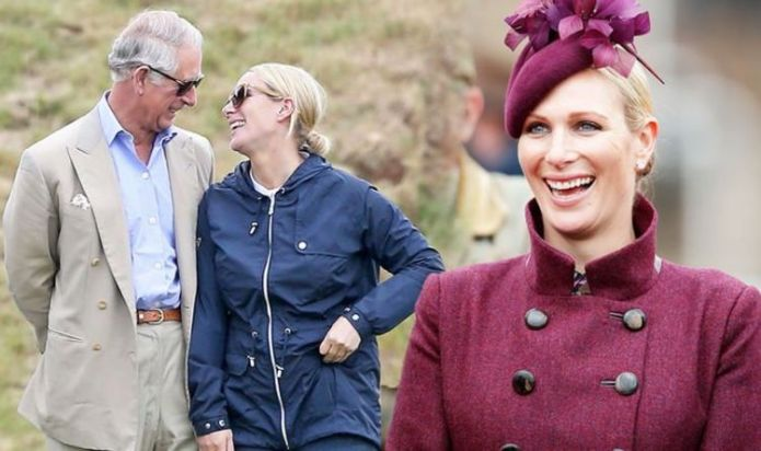 Zara Tindall's body language shows surprising 'playful but protective' bond with Charles