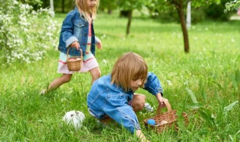 Easter 2021 ideas: 5 fun, low-cost competitions and games for kids