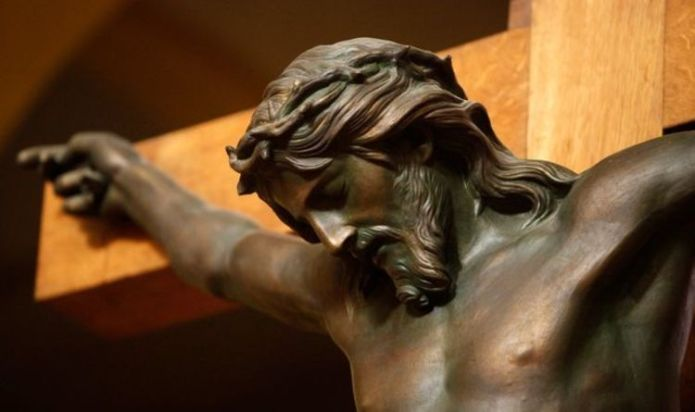 What happened to Jesus on Easter Sunday and Easter Monday?