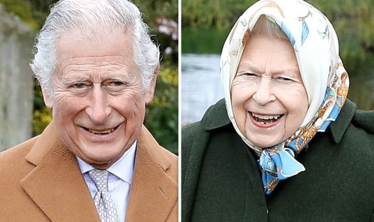 Queen shows Prince Charles affection 'he has been missing for years' in new pictures