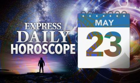 Daily horoscope for May 23: Your star sign reading, astrology and zodiac forecast