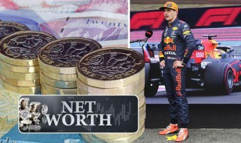 Max Verstappen net worth
