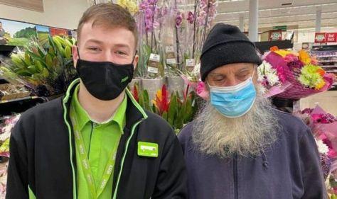 ASDA shoppers stunned by supermarket staff member's response to elderly blind customer