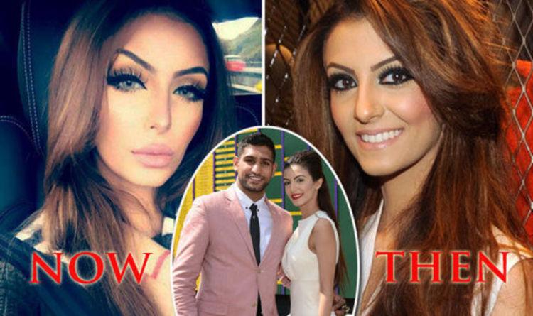 Boxer Amir Khan Wife Faryal Makhdoom
