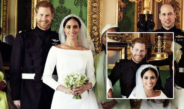 Royal Wedding Photos: Meghan Shocks In 'SUBMISSIVE' Pose