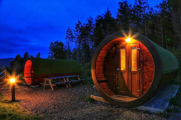 Britains best campsites for a cosy Autumn camping break  Activity Holidays  Travel  Express