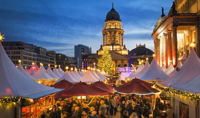 Christmas In Europe Some Of The Most Continents Most