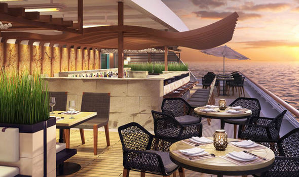 Azamara Club Cruises ships to get upgrades  Cruise