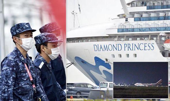 Coronavirus: Cruise ship Diamond Princess reports 14 more cases as ...