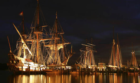 Visit Greenwich Tall Ships Festival  Cruise  Travel