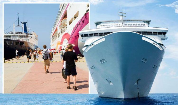 Latest cruise restart dates as 'traffic light' travel sparks hope for holidays