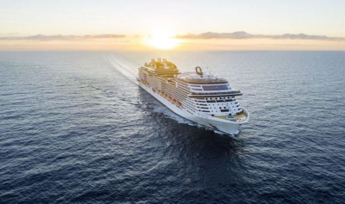 MSC Virtuosa is cruising around the UK for the summer - see inside the impressive ship