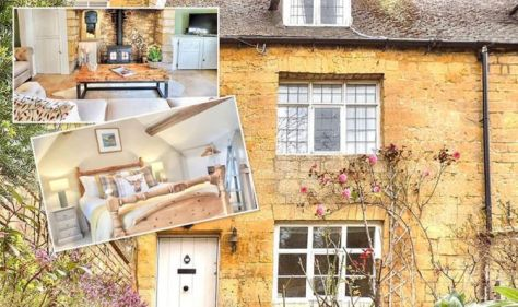 UK holidays: Magnolia Cottage provides a home away from home in the idyllic Cotswolds