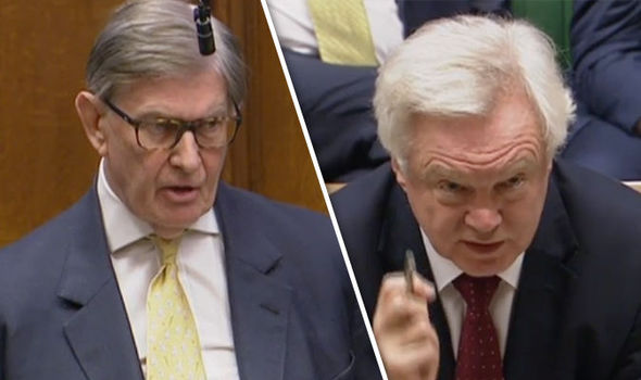 Bill Cash and David Davis