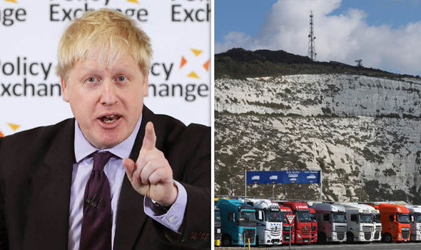 Boris tried to heal divides caused by Brexit
