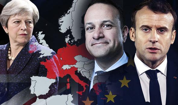Brexit no deal EU politicians