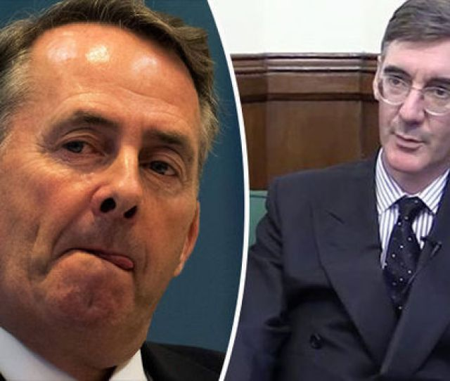 Let British People Decide Rees Mogg Wades Into Post Brexit Us Uk Trade Deal Chicken Row