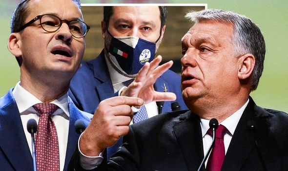 EU news EU Parliament eurosceptic supergroup