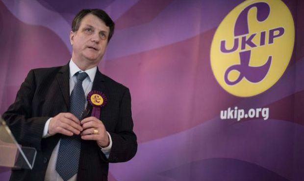 Ukip MEP Gerard Batten