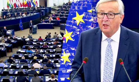 Juncker EU speech
