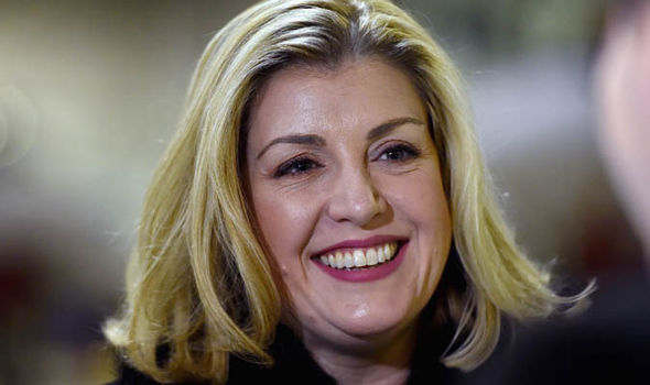 Tory Minister Penny Mordaunt Bids To End Stand Off Over Gay Marriage In Military Chapels