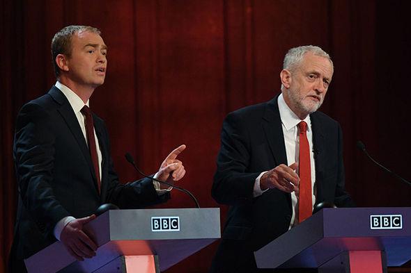 Corbyn and Farron