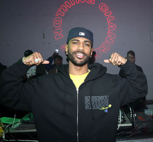 Big Sean in America