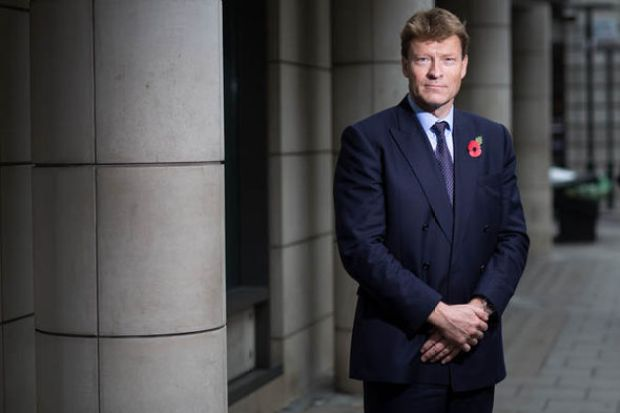 Richard Tice of Leave Means Leave