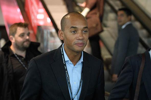 Labout MP Chuka Umunna