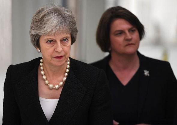 Brexit No Deal: Theresa May &quot;title =&quot; Brexit No Deal: Theresa May &quot;data-w =&quot; 590 &quot;data-h =&quot; 418 &quot;/&gt; </p data-recalc-dims=